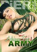 Adriana Fox - Army